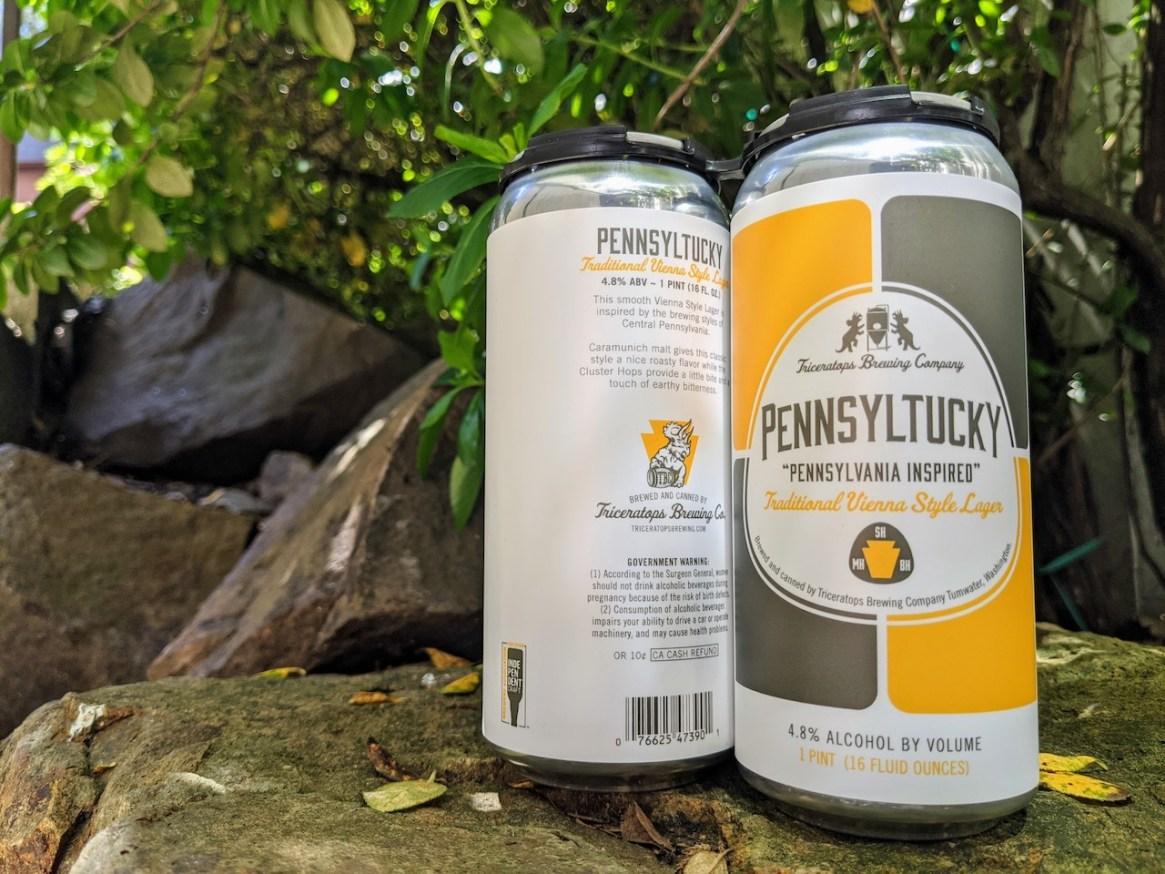 Pennsyltucky Lager