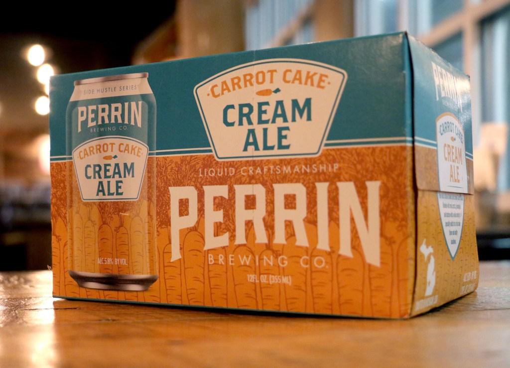 Perrin Carrot Cake Cream Ale