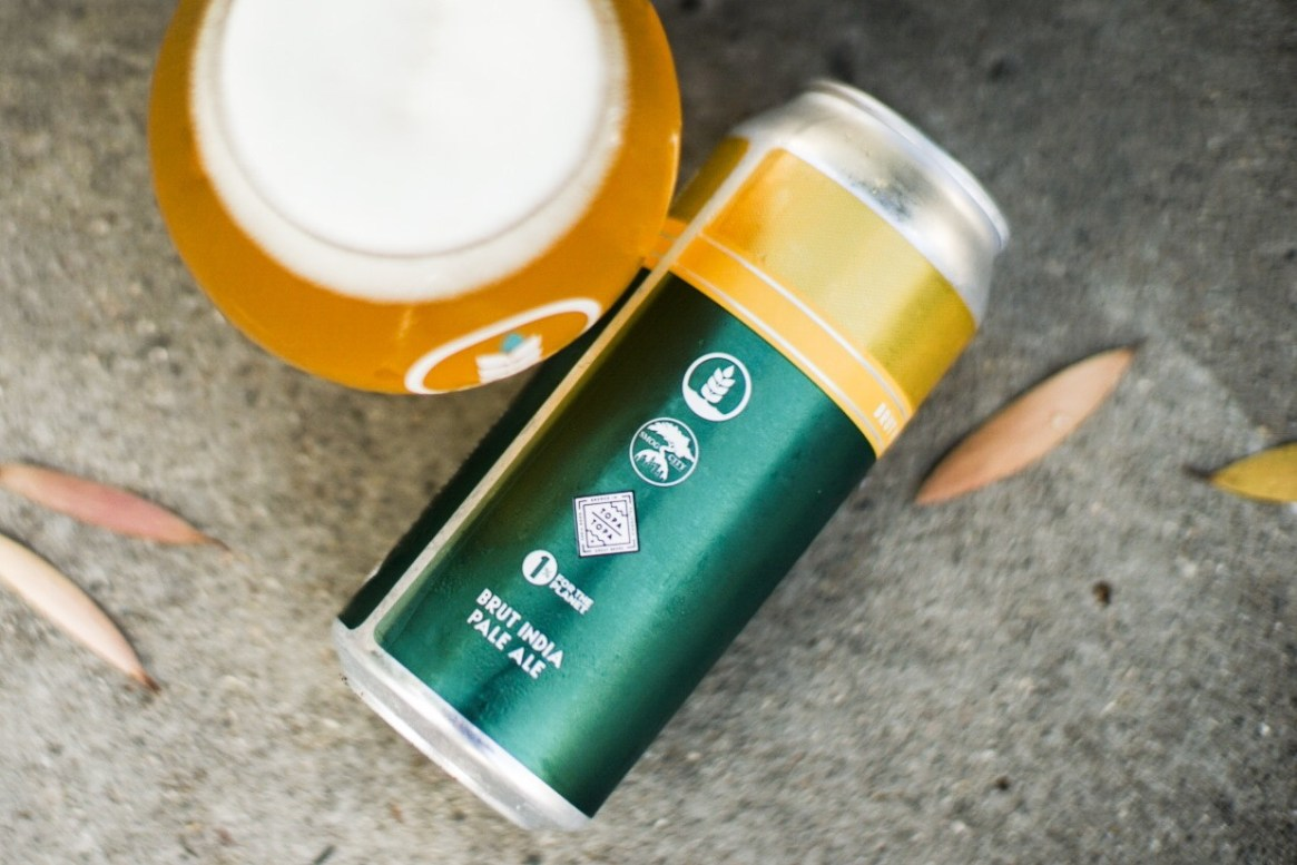 Pure Project Brut IPA Collab