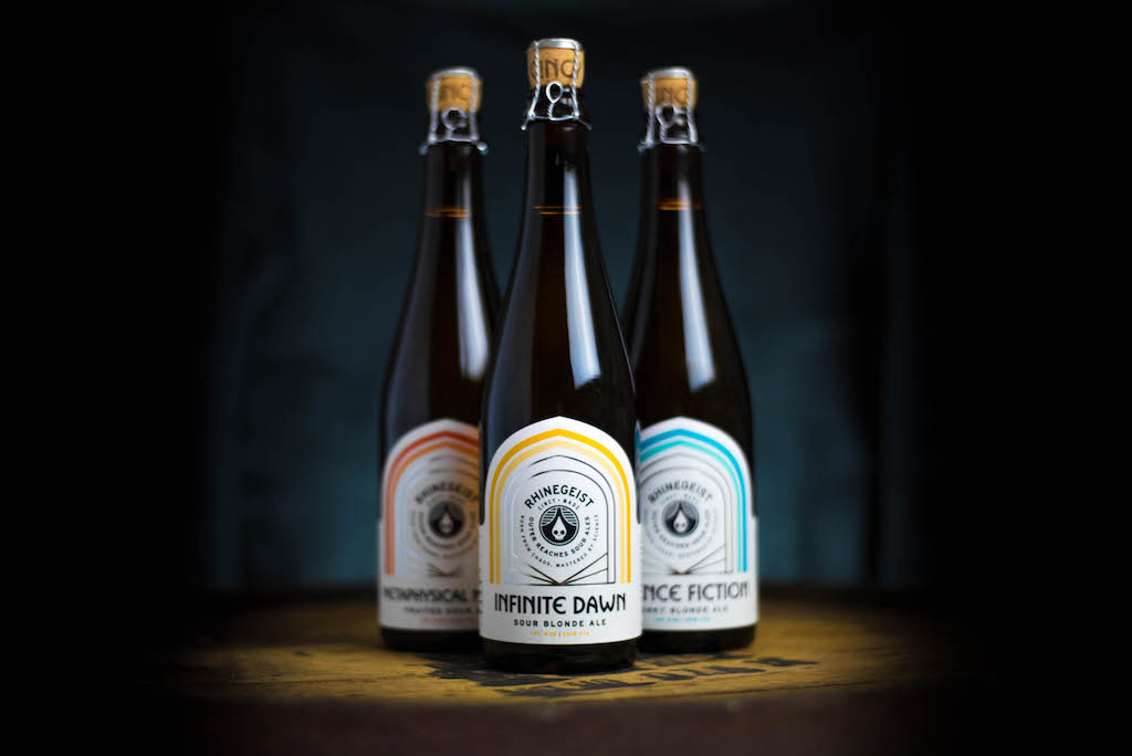 Rhinegeist Outer Reaches Sour Ales