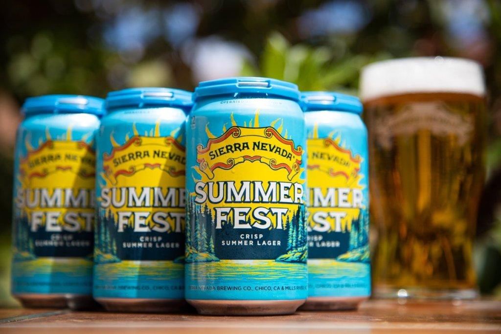 Sierra Nevada Summerfest Lager 2021