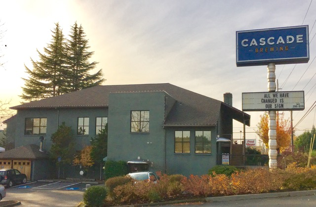 The Lodge at Cascade Brewing