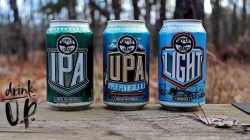 Upperhand Brewing Cans