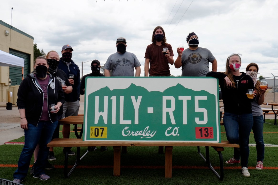 Wiley Roots Brewing Staff