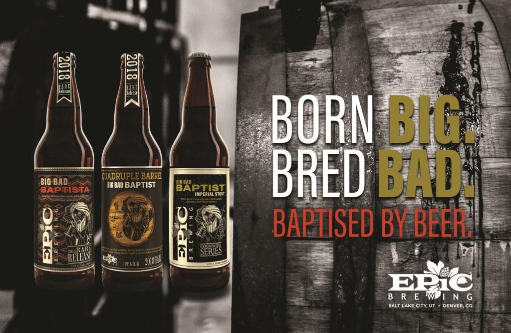 Epic Brewing - Baptist Season 2018