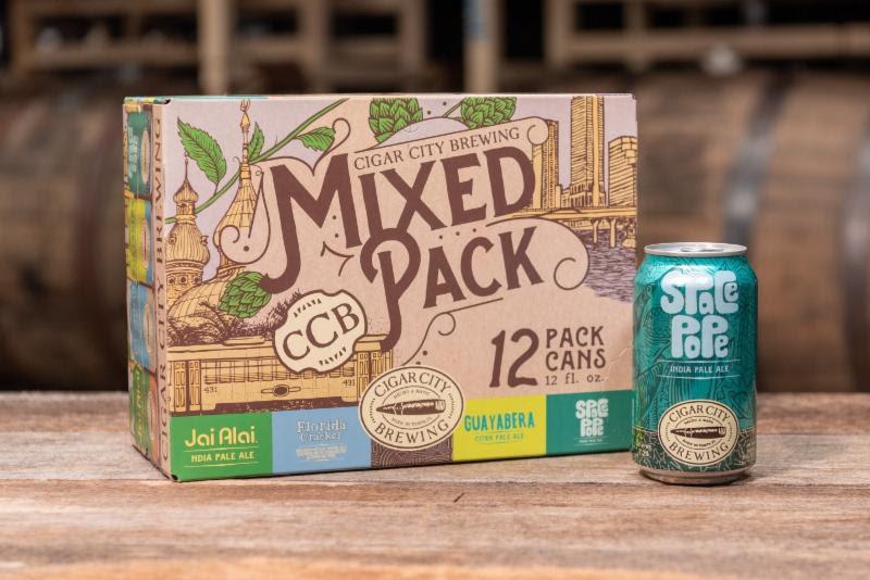 Cigar City Mixed 12 Pack 2019