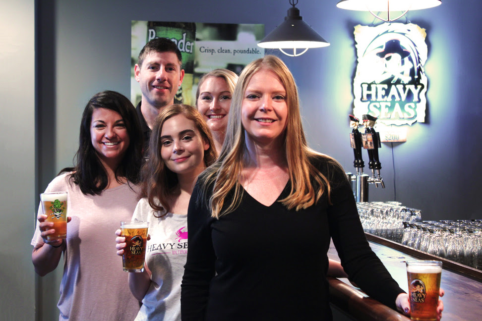 Heavy Seas Beer - Sarah West, Director of Marketing & Hospitality
