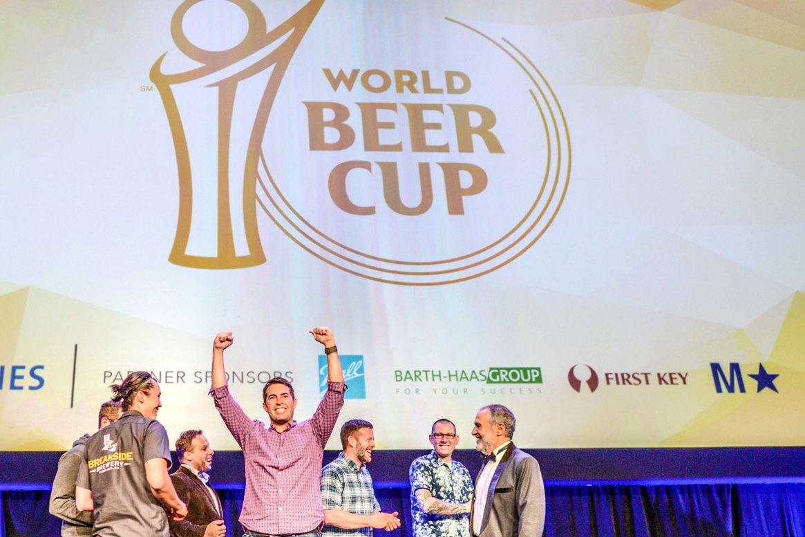 World Beer Cup Award 2