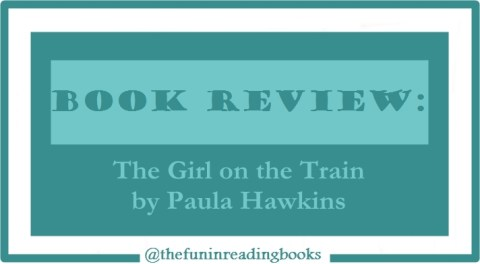 book review - the girl on the train