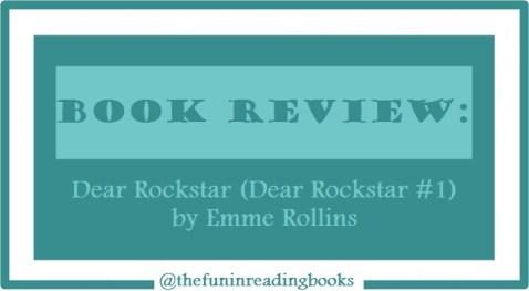 book review - dear rockstar