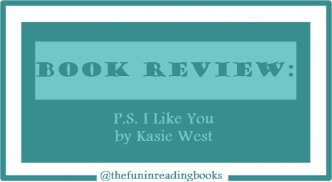 book review - ps i like you