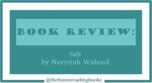 book review - salt