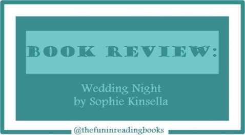 book review - wedding night