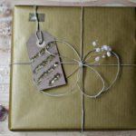 DIY – Paquets Cadeaux