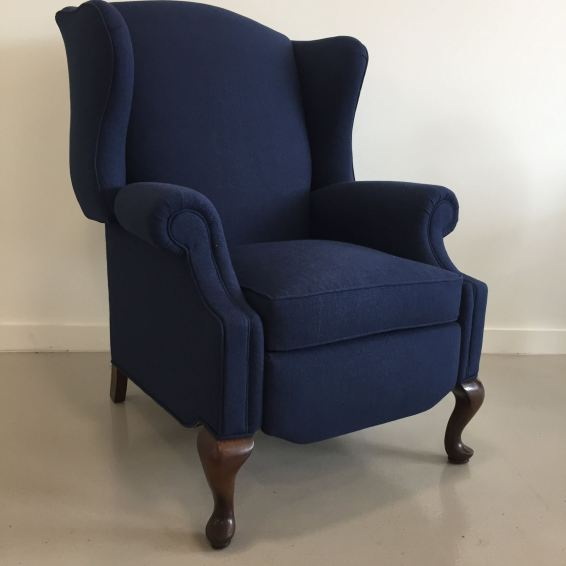 Wing Chair . . .