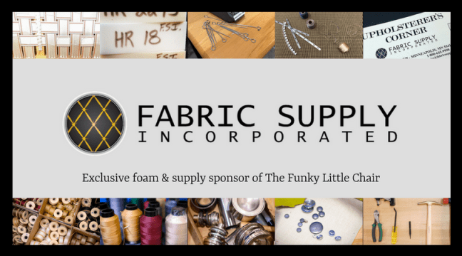 Exclusive foam & supply sponsor of-5