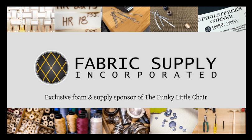 Exclusive foam & supply sponsor of-5