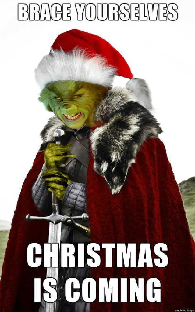 Decorating For Christmas Early Memes : decorating, christmas, early, memes, Early, Christmas, Because