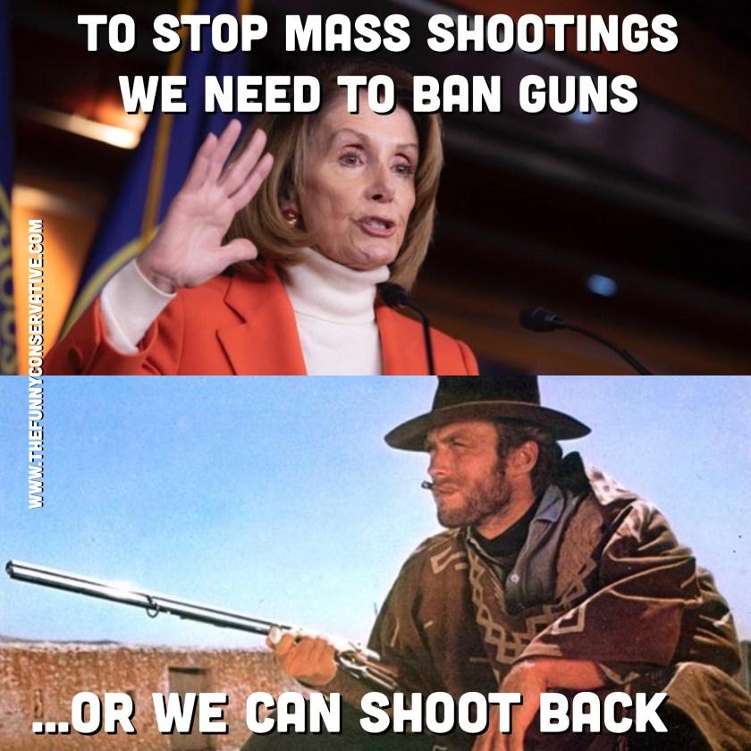 Pelosi on Guns