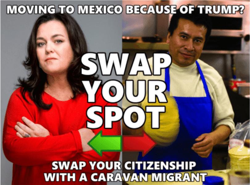 Swap Your Spot