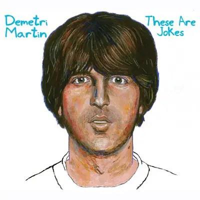 Demetri Martin These Are Jokes