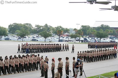 What It's Like To Graduate From Marine Boot Camp ...A ...