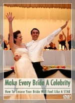 Peter Merry's DVD, Make Every Bride A Celebrity