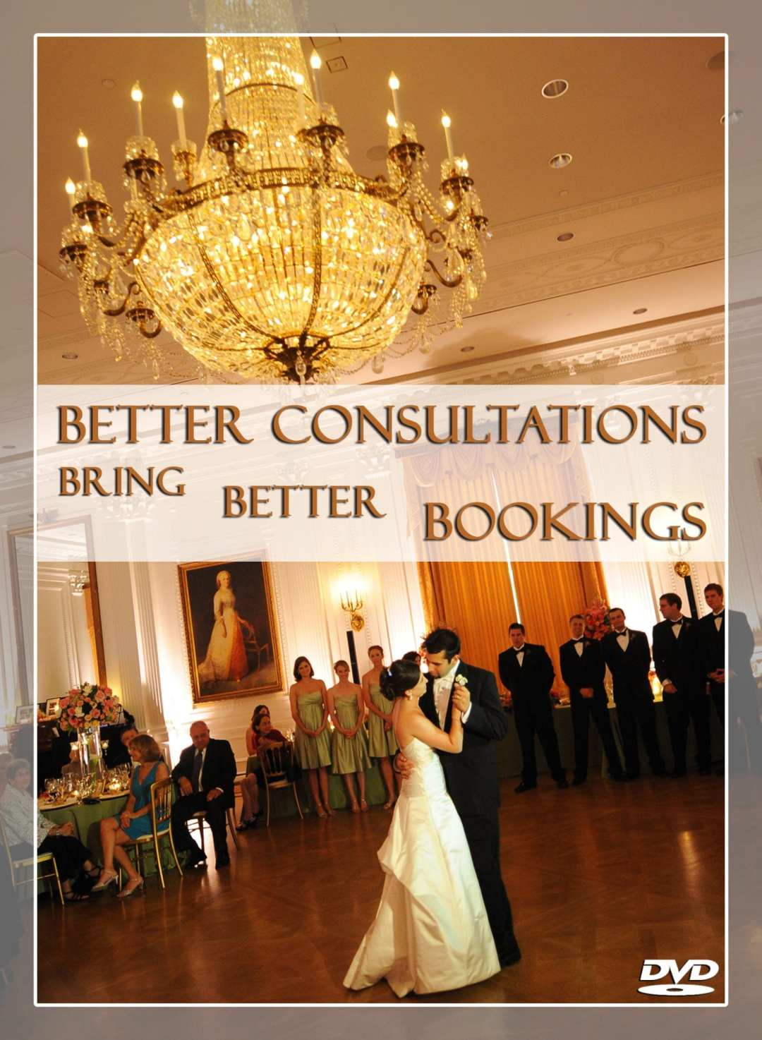 Peter Merry's DVD, Better Consultations Bring Better Bookings