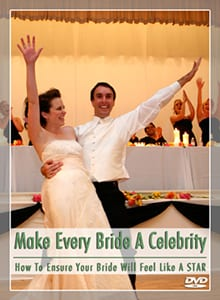 Peter Merry's DVD, Make Every Bride A Celebrity | How To Ensure Your Bride Will Feel Like A STAR