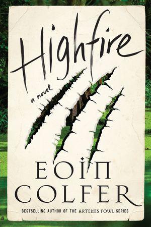 Highfire book cover