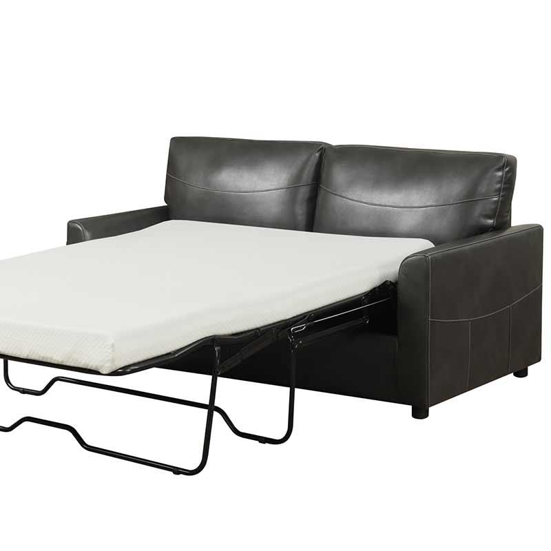 Gray Sleeper Sofa