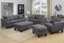 norwich gray sofa set - furniture