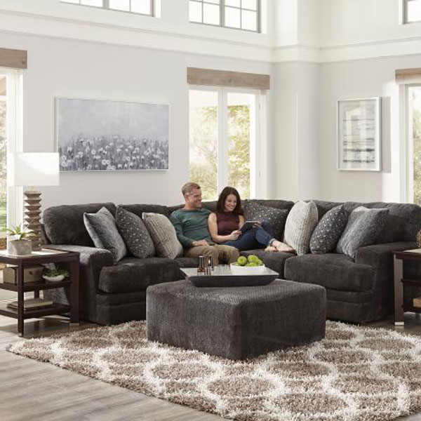 Analiese Sectional  Discount Furniture  Portland OR
