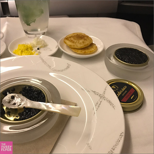 Review: Cathay Pacific CX289 - HKG FRA First Class Report