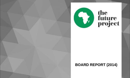 BOARD REPORT 2014
