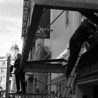 City Life (black & white series #2)