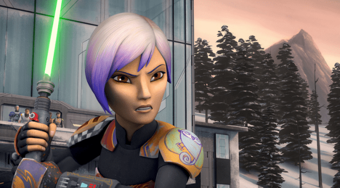 Star Wars Rebels: Sabine — A Mandalorian Dilemma…