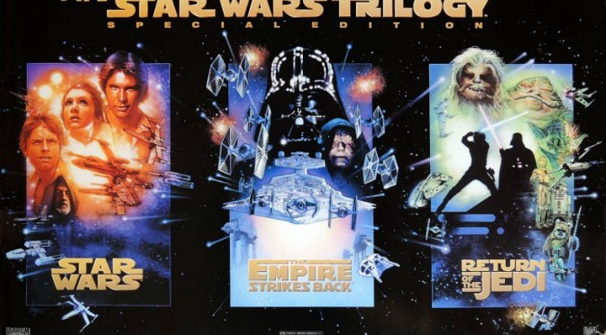 That's no moon…It's a Star Wars trailer: A Nostalgic Walk Down Memory Lane