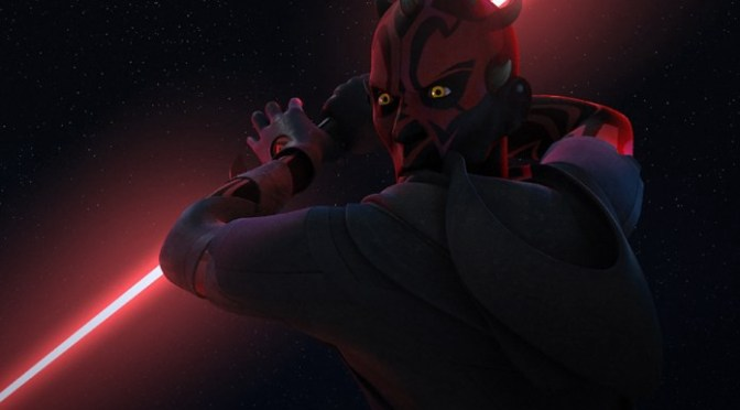 How Darth Maul Stole Our Hearts