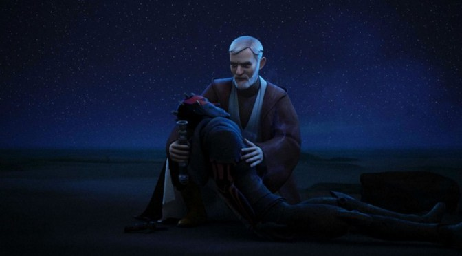 Star Wars: Twin Suns – Twilight of Maul