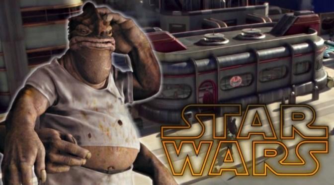 Star Wars Land: Date Night at Dex's Diner?