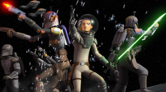 Finally: It's Zero Hour For Star Wars Rebels In The UK