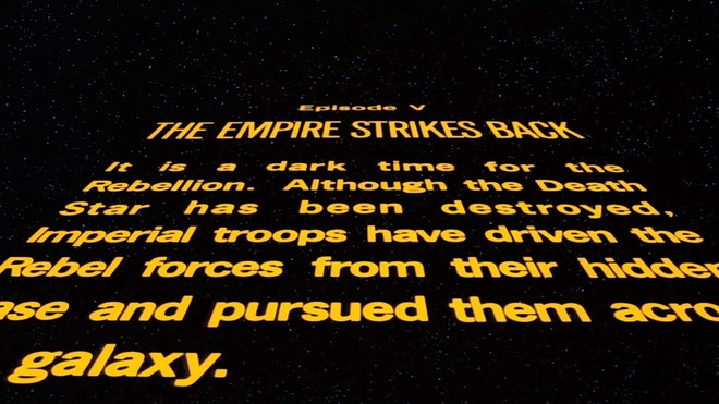 My Forty Year Star Wars Love Story Continues…
