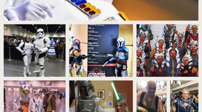 Star Wars Celebration Orlando Cosplay Roundup