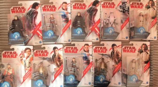 First Look: The Star Wars: The Last Jedi Action Figures Have Arrived!