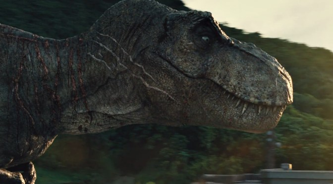 Jurassic World: Fallen Kingdom – Legacy of the Tyrannosaurus Rex