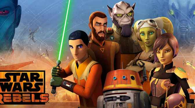 The Star Wars: Rebels Curse Strikes In The UK Again!