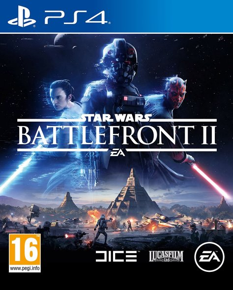 Game Review | Star Wars: Battlefront II - Love is a Battlefront