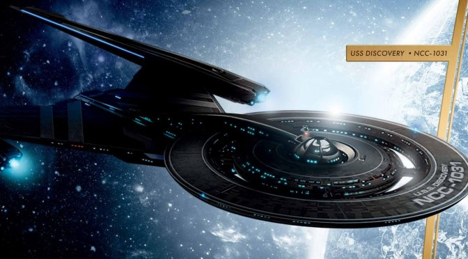 Star Trek: Discovery is Returning – New Posters