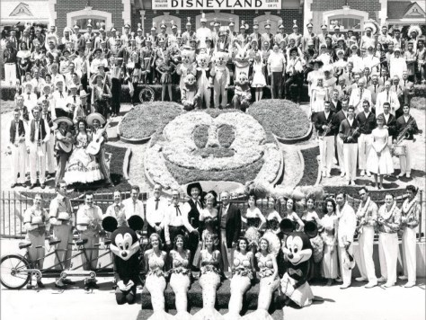 Disneyland Opening Day 1955 Expectation